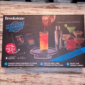 NIB Brookstone Perfect Drink
